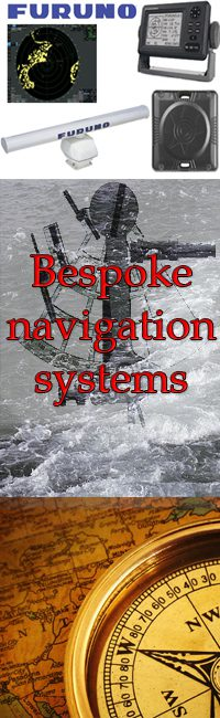 Bespoke navigation system. We making things happen.